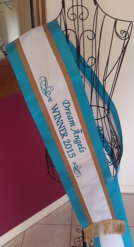 Pageant sash