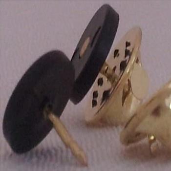 Classic Black Pin