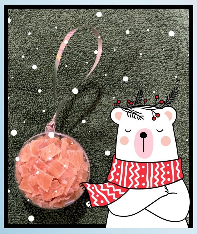 Christmas Bauble: Chicken - 6cm ball