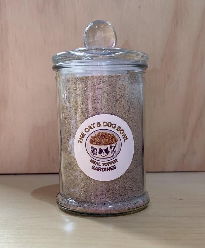Sardines Meal Topper - jar