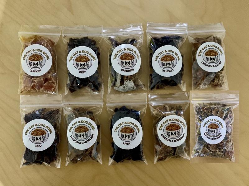 Sample Pack: 10 sample bags