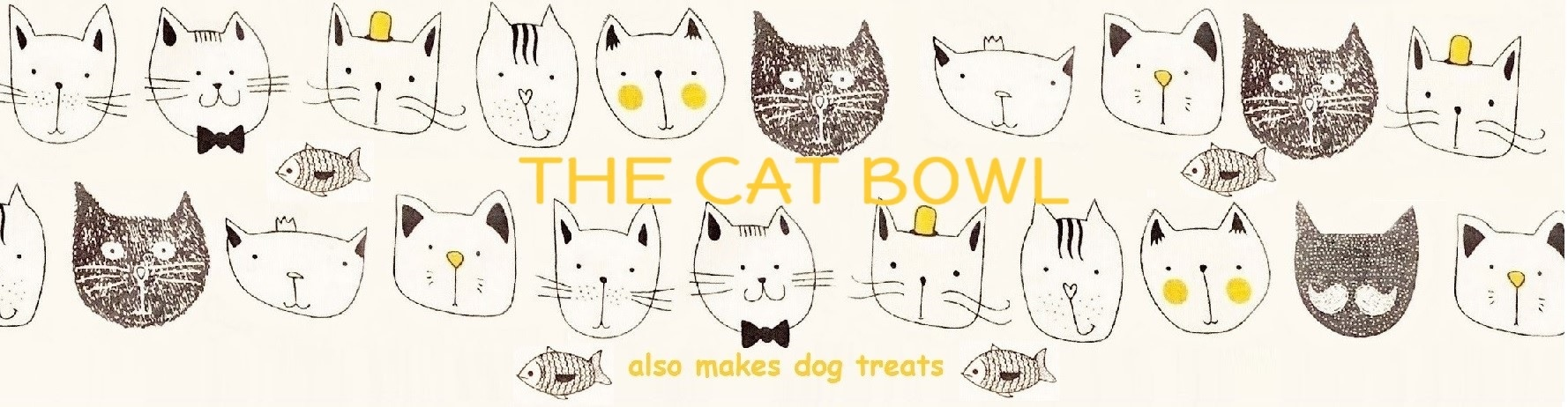 The Cat Bowl banner