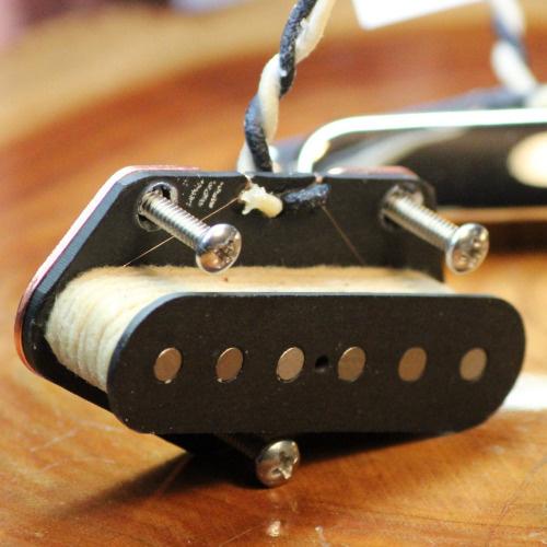 JJ's Guitar Pickups Nocaster Telecaster Grail Bridge Pickup