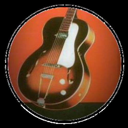 JJ's Guitar Pickups Logo circle