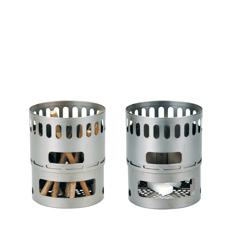 Ti DX stand for Alcohol Stove  EBY257