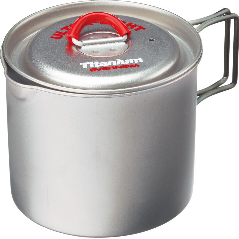 Ti Mug Pot 500  ECA266R