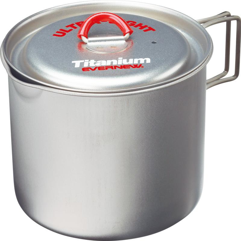 Ti Mug Pot 900  ECA267R