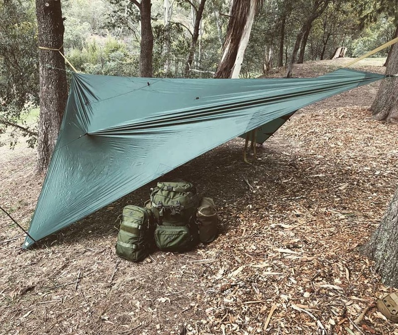 Mountain Mist Tarp
