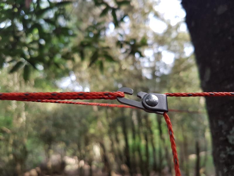 Nama Claws Continuous Ridgeline