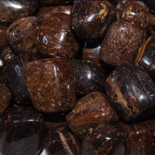 Bonzite Tumbled Stones