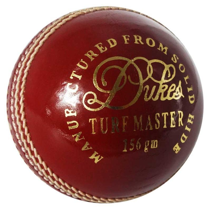 Dukes Turfmaster cricket ball