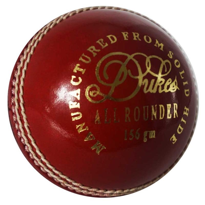 Dukes Allrounder cricket ball