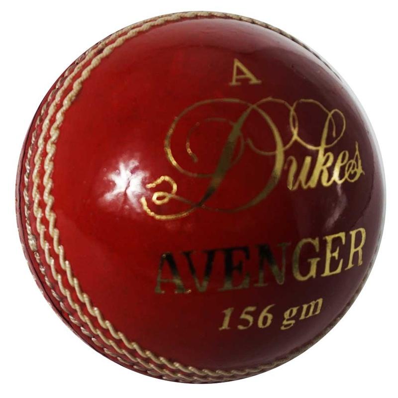 Dukes Avenger cricket ball