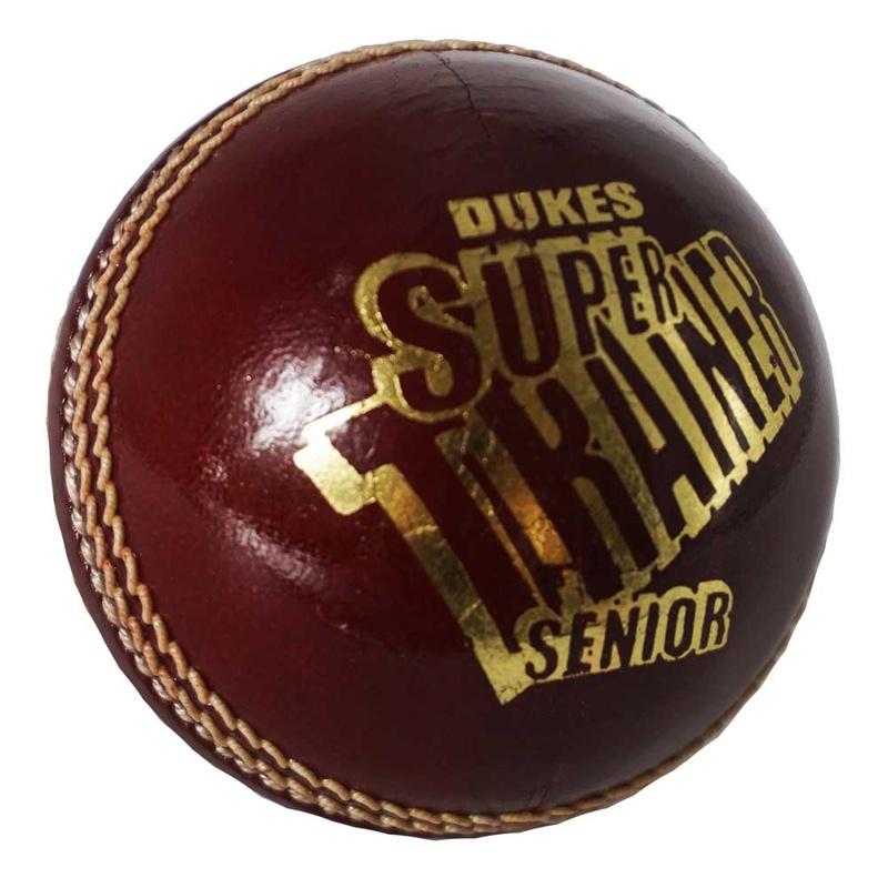 Dukes Super Trainer cricket ball
