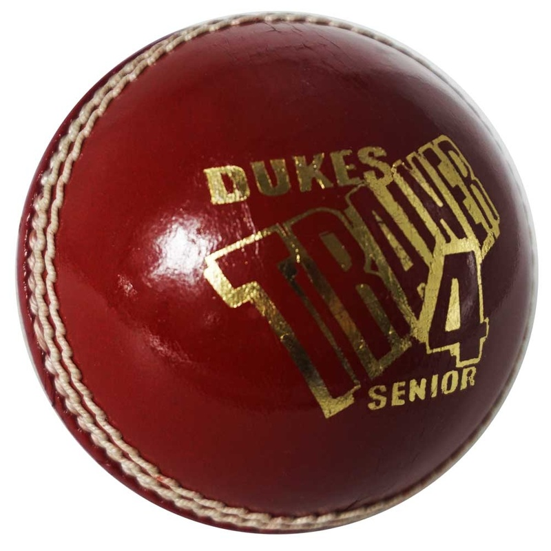 Dukes Trainer-4 cricket ball