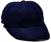 Navy Baggy Cap