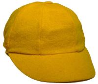 Gold Baggy Cap