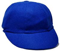 Royal Blue Baggy Cap