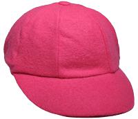 Pink Baggy Cap
