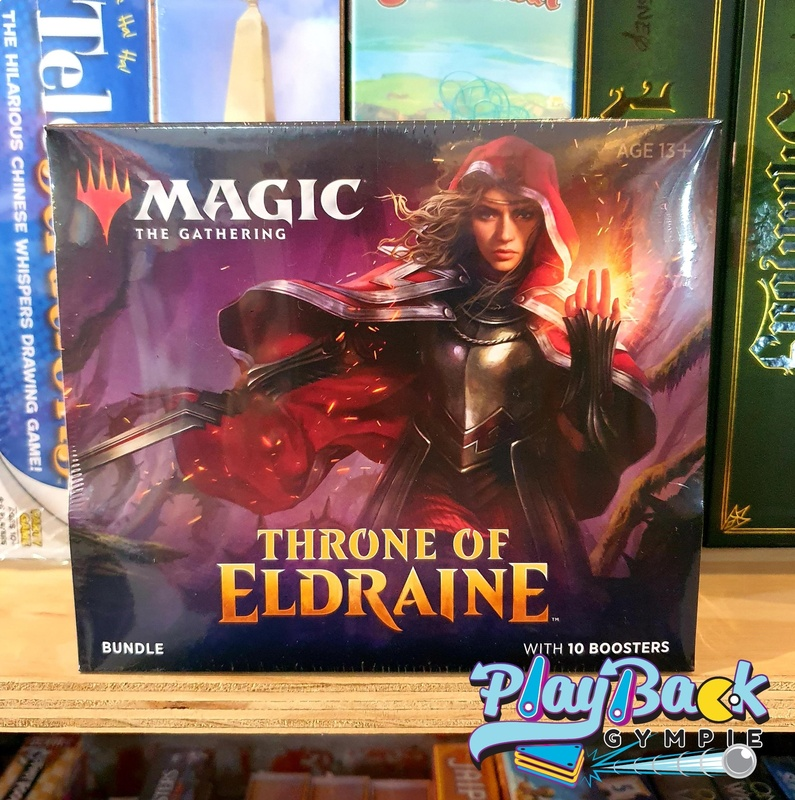 MTG Bundle Throne of Eldraine