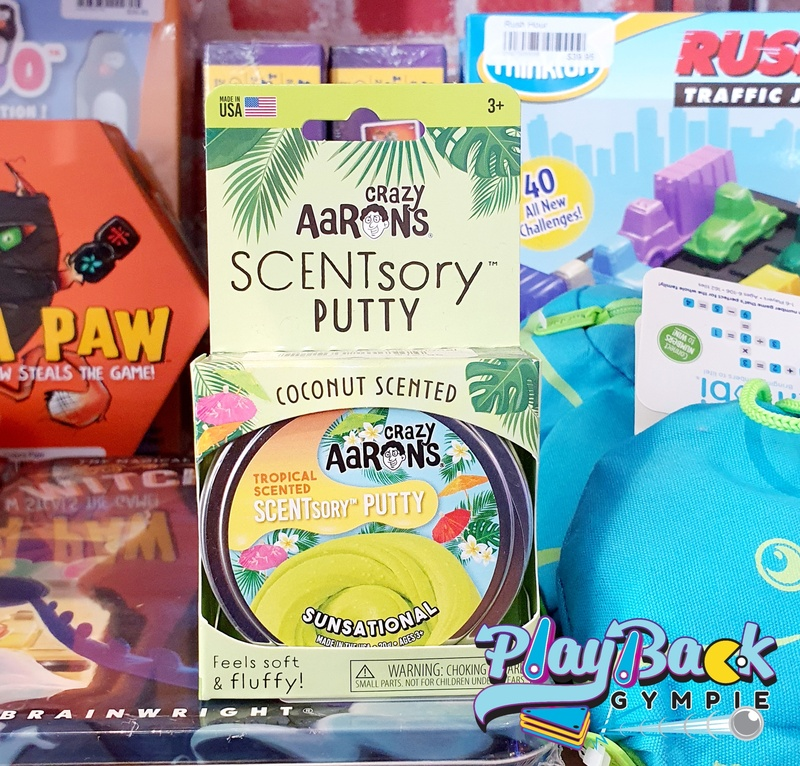Crazy Aarons Putty SCENTsory Sunsational