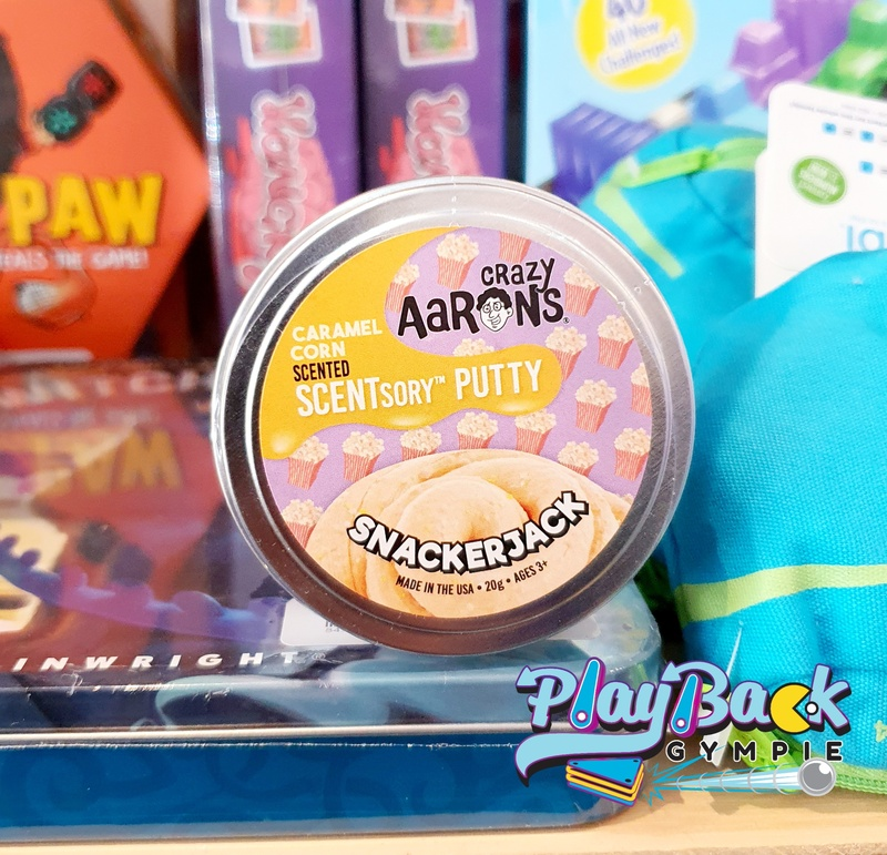 Crazy Aarons Putty SCENTsory Snackerjack