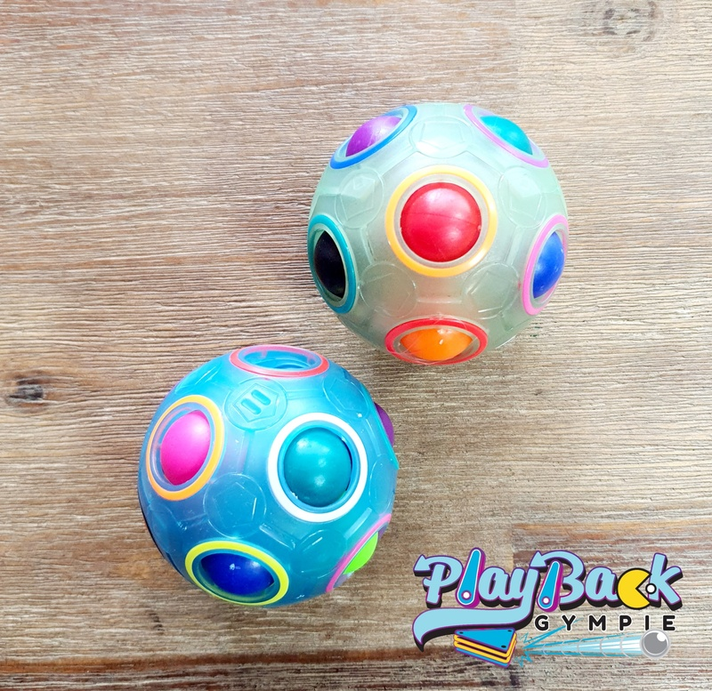 Puzzle Ball Glow in the Dark