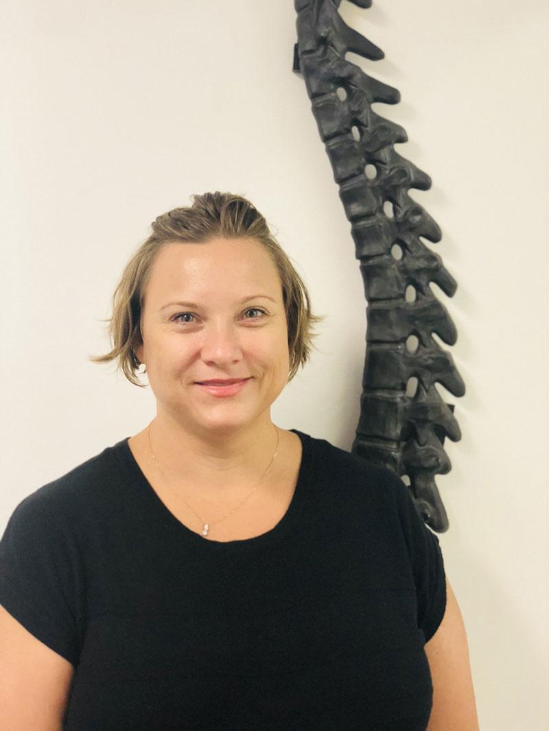 Tanice Milovankic, Myotherapist