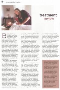 The Art of Healing Magazine