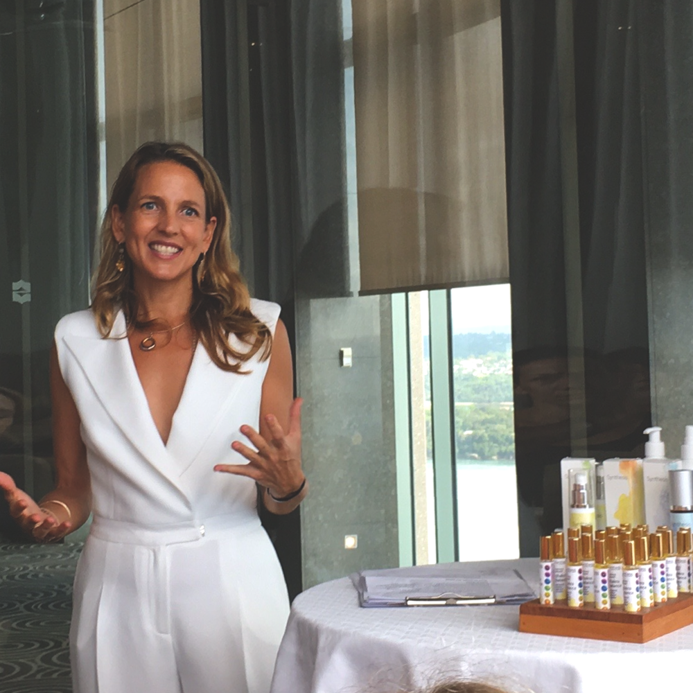 Synthesis Organics product launch