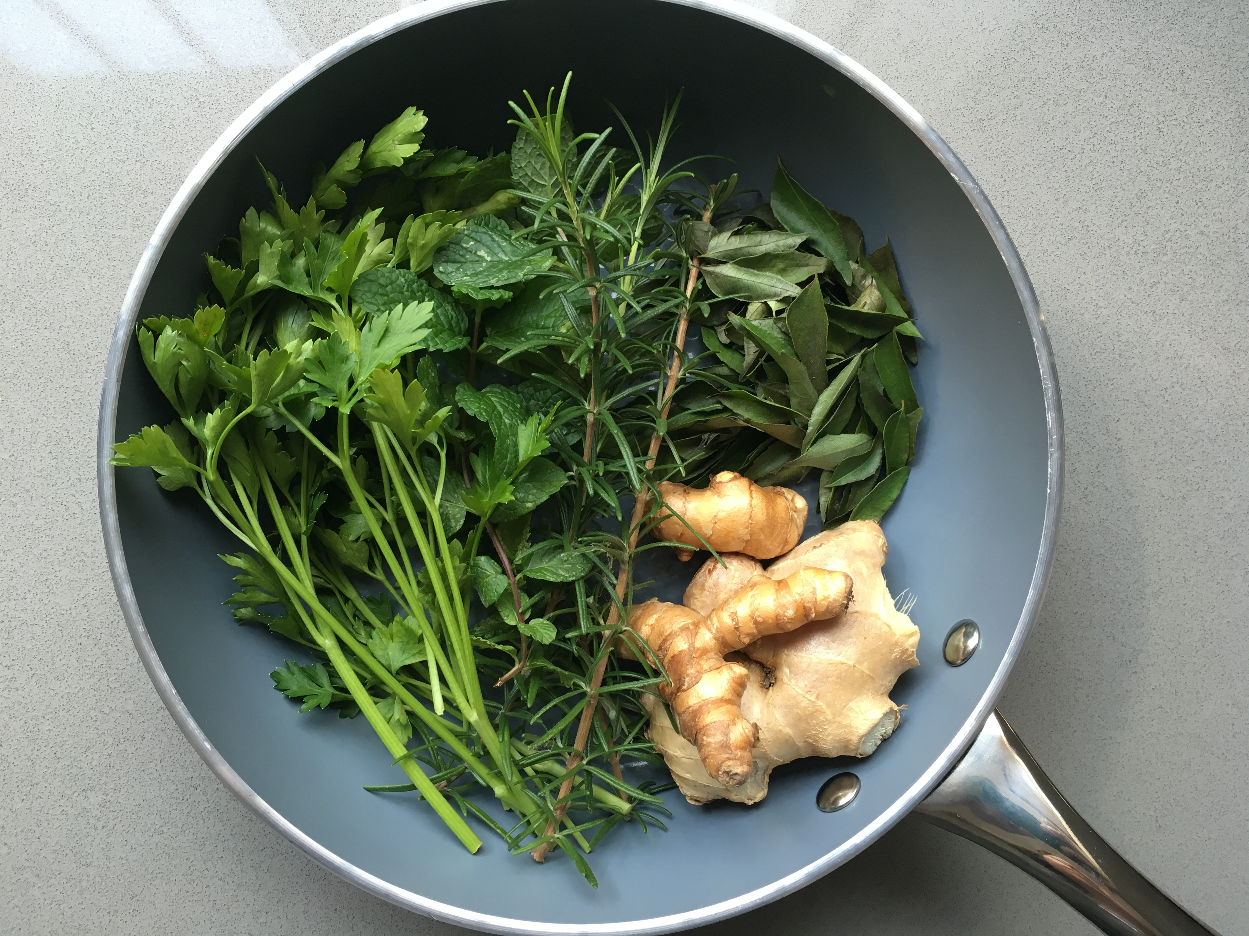 herbs immune stock