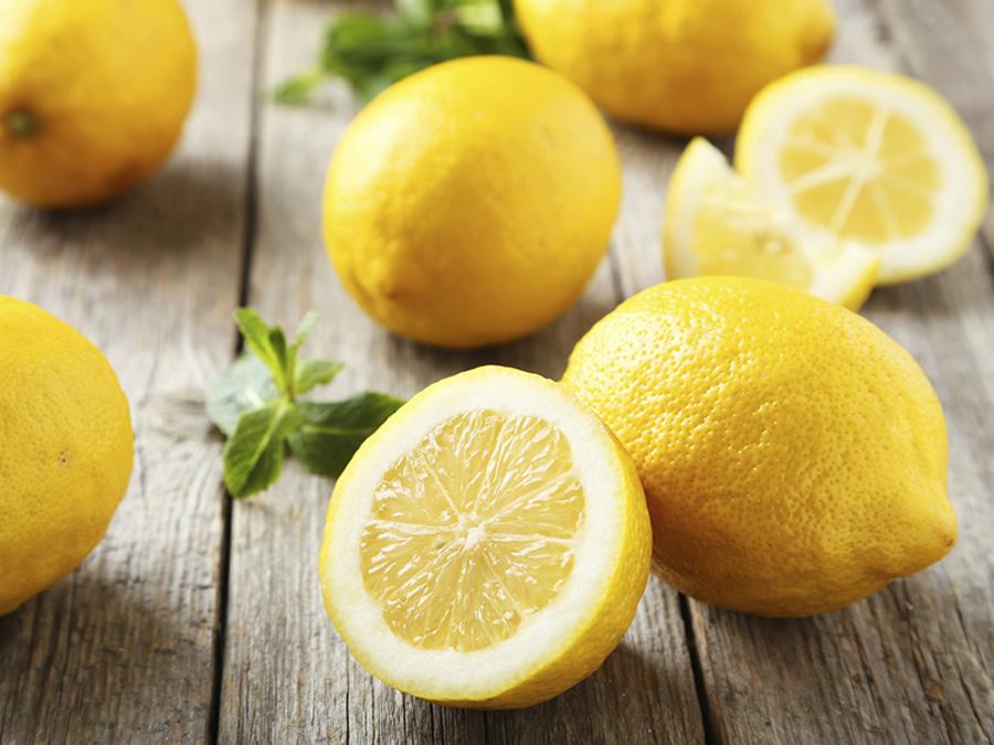 Lemon oil for mould