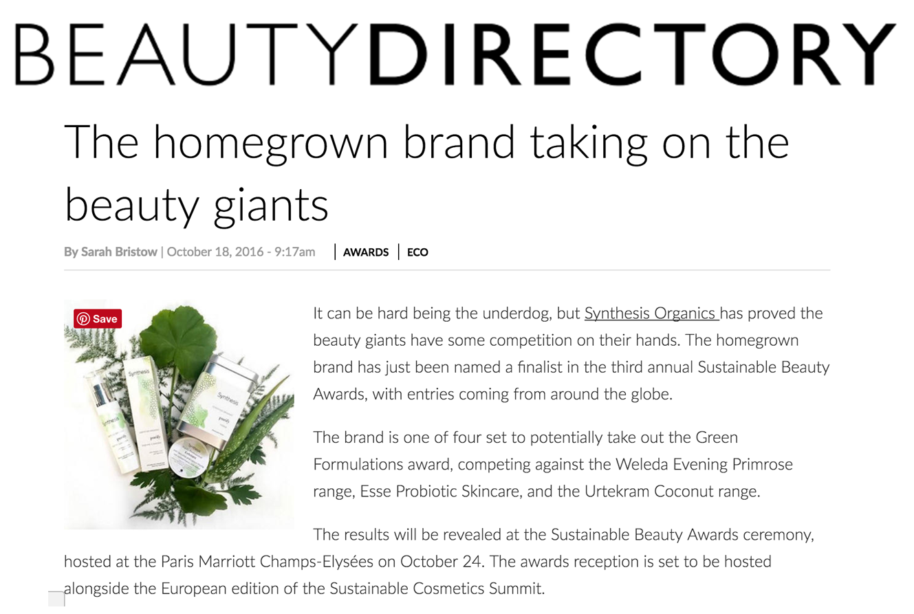 synthesis organics taking-on-the-beauty-giants