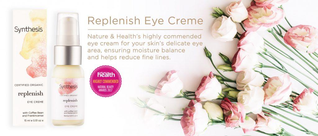 Product Spotlight: Replenish Eye Cream