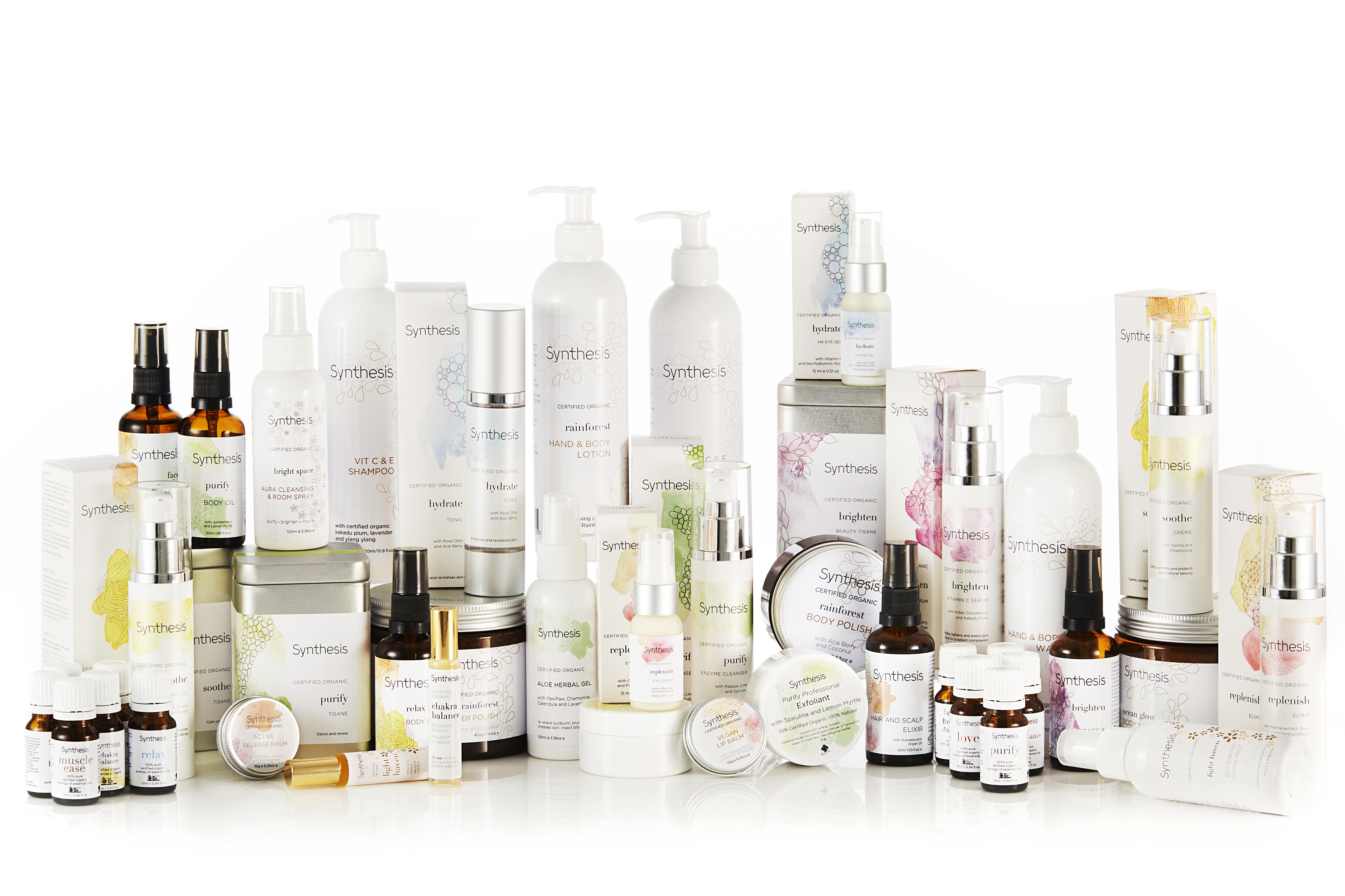 List of Vegan Skincare and Make up Brands