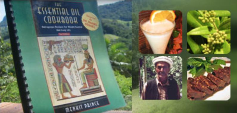 Essential Oil Cookbook