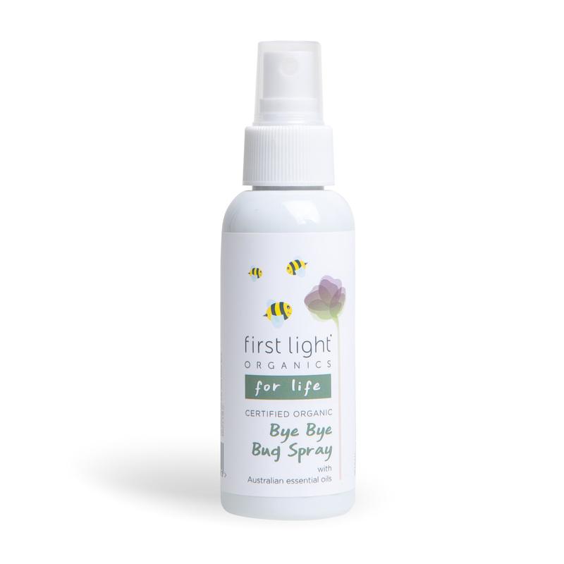 First Light Organics for Life Bye Bye Bug Spray