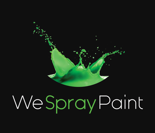 We Spray Paint
