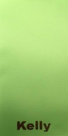 PLAIN FLURO GREEN SASH