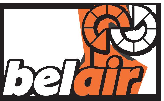 Bel Air Truck Spraypainting