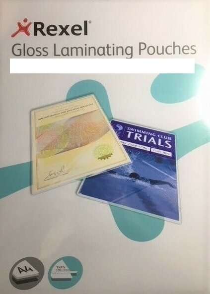 20 x A4 Laminating Pouches