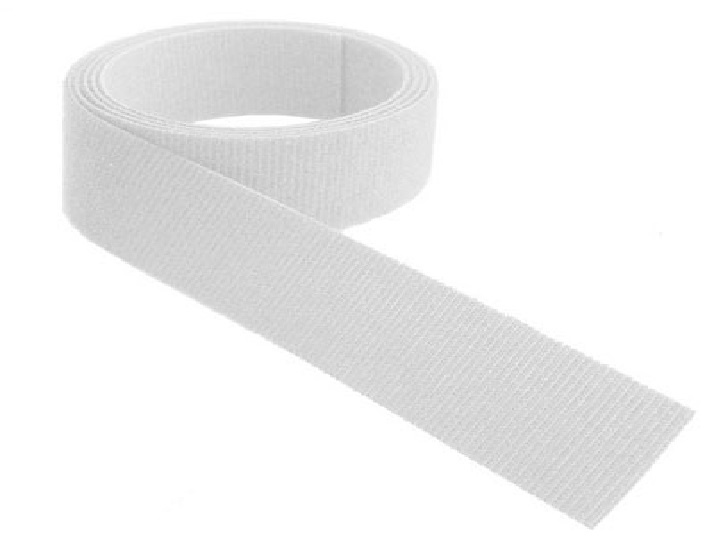 Velcro® One-Wrap® - 6mm - Black or White