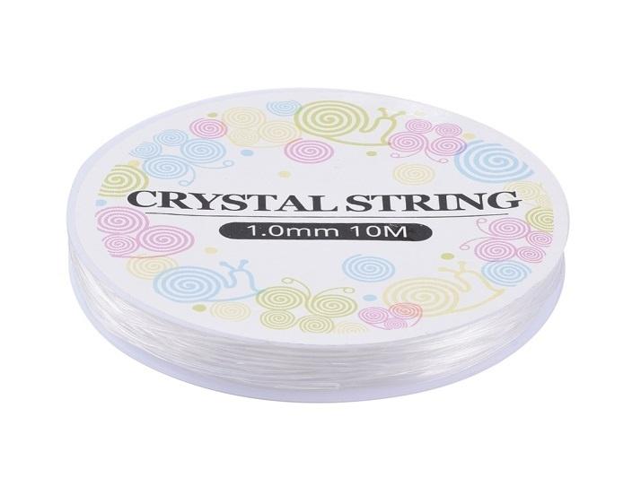 Elastic Crystal Stretchy String - 10mts