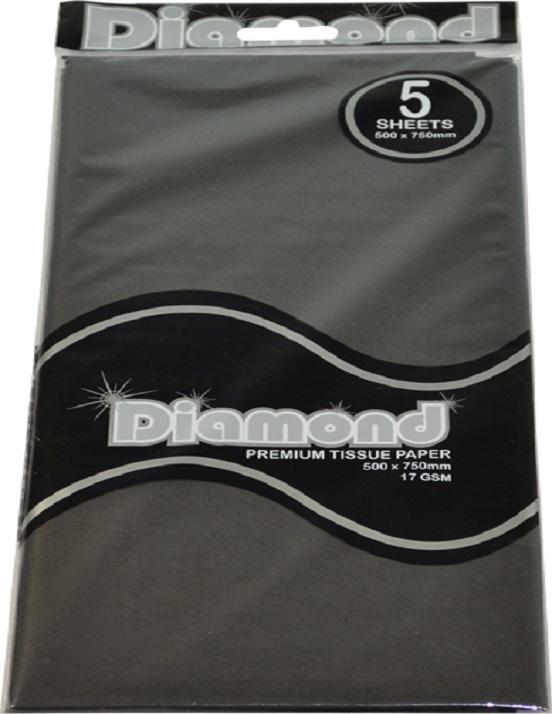 Tissue Paper - Black