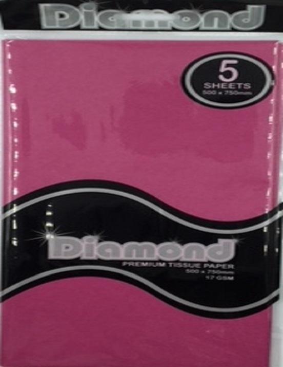 Tissue Paper - Pink