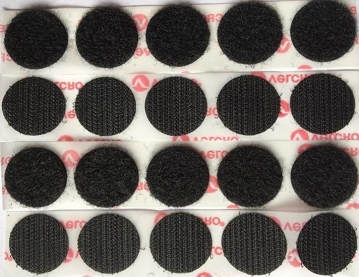 Velcro® Dots - 22mm