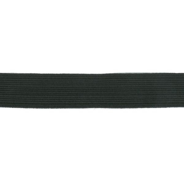 Elastic - Flat - Braided - 6mm