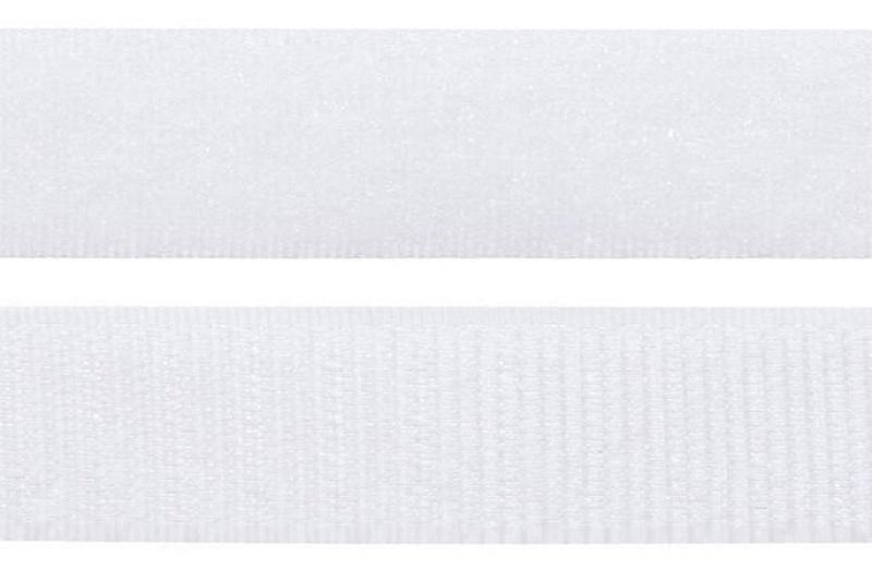 Velcro® Sew-On - 50mm - Length 10cm - White