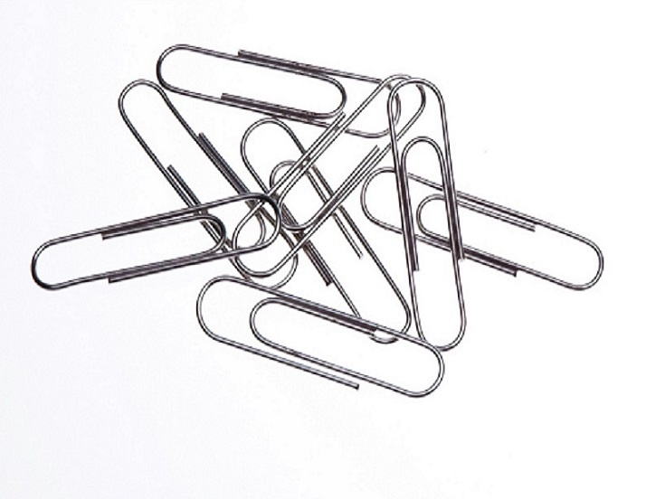 Large Paper Clips - 33mm