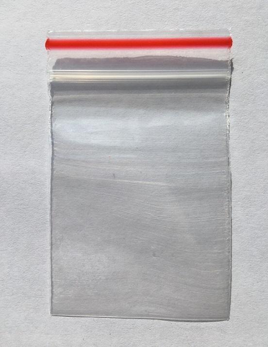 Zip Lock Bags - 12cm x 17cm - 50 Pieces